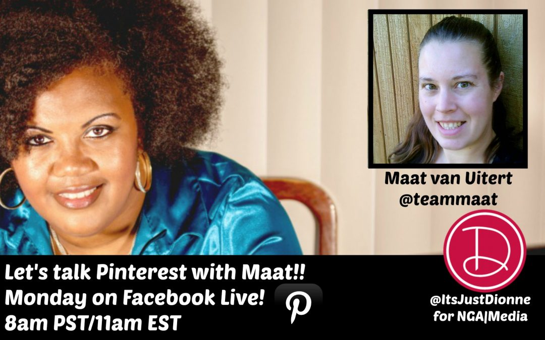PInterest with Maat!!